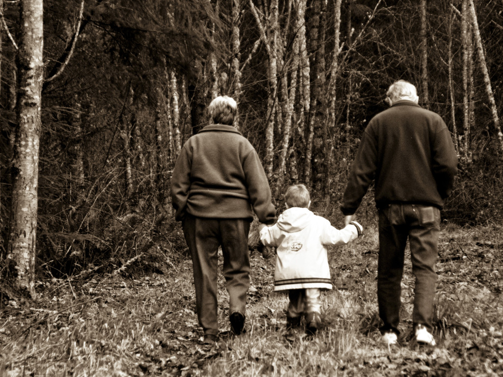 Grandparents rights to see their grandchildren