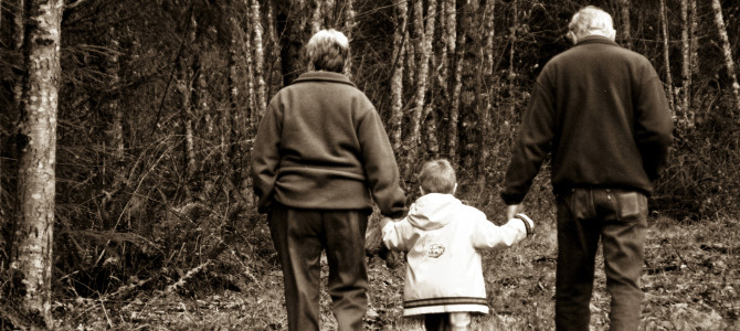 Do grandparents have a legal right to see their grandchildren?