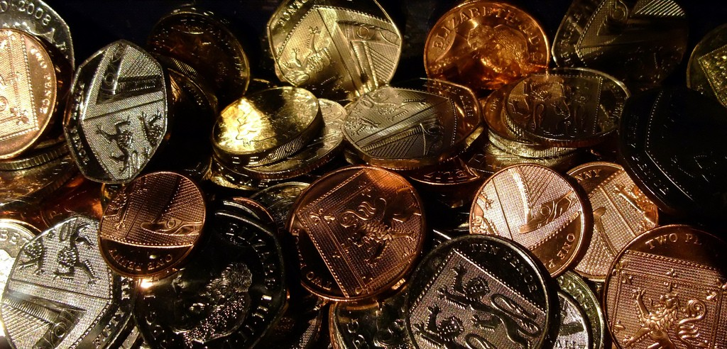 Money money money by James Cridland