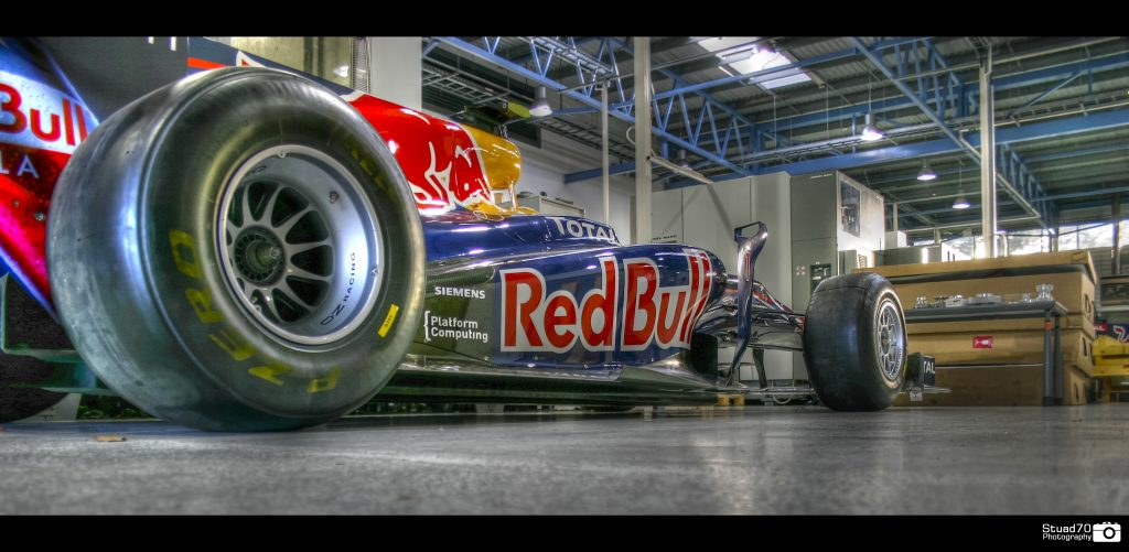 Milton Keynes Red Bull Racing