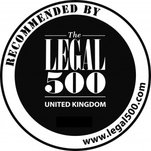 Rainscourt Family Law Solicitors are recommended family law and divorce solicitors in the Legal 500