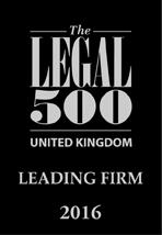 Legal 500 2016