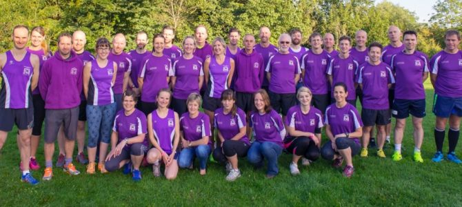 Congratulations to Buckingham & Stowe Running Club